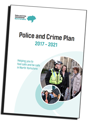 Download the Police and Crime Plan 2017 - 2021