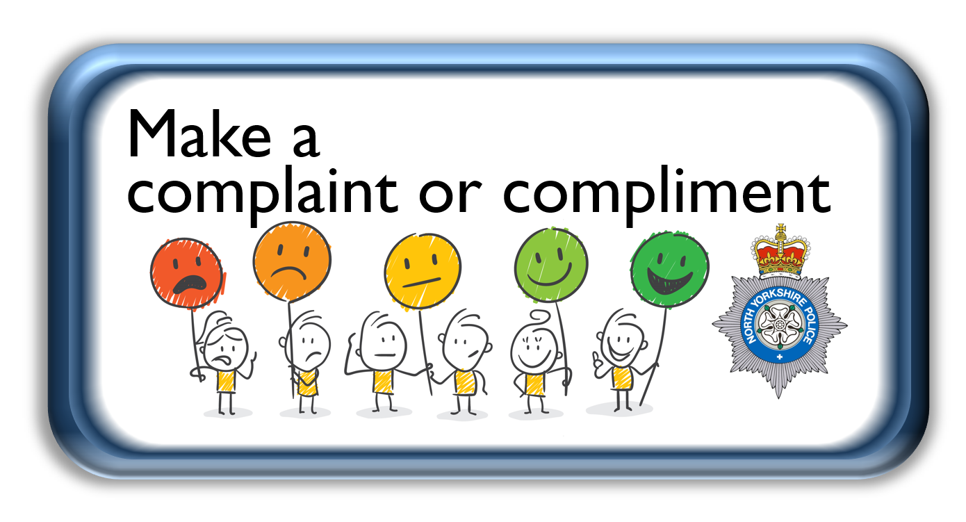 Click to make a complaint or compliment online