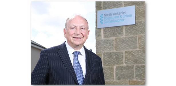 North Yorkshire Police Fire and Crime Commissioner - Philip Allott